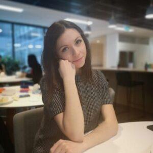 Profile photo of Tatiana Kopytina